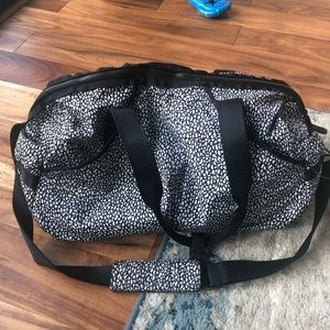 Lululemon athletic bag